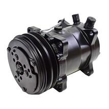 A-Team Performance Sanden 508 Style Black Clutch V-Belt Universal Air Condition  image 2