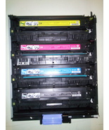 RM1-4836 Cartridge tray assembly For Laserjet CM2320MFP printer + 4 Toners set - $49.99