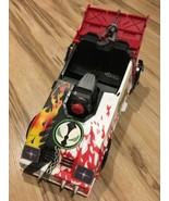 McFarlane Spawn Mobile 1994 Car Vehicle Flames Chains Guns Rare Vintage ... - $18.25