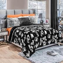 DUO GRAFITO  Blanket Flannel soft Cobertor ligero  Intima Hogar  - $69.99+
