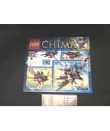 Rascal's Glider 2013 Lego Legends of Chima 70000 Sealed - $27.08