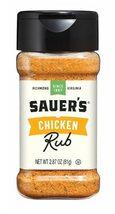 Sauer's Chicken Rub, Single 2.87 oz Bottle - $9.85