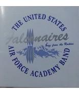 USAF Academy Gank Falconaires CD - $7.95