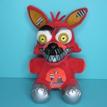 "Funko Five Nights At Freddy's Nightmare Foxy Red Fox 8"" Plush Doll 2016 ... - $19.95"
