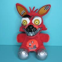 "Funko Five Nights At Freddy's Nightmare Foxy Red Fox 8"" Plush Doll 2016 FNAF - $19.95"