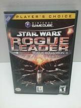 Star Wars: Rogue Leader -- Rogue Squadron II - CIB - (Nintendo GameCube,... - $12.99