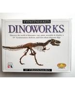 "Dinoworks 19"" Tyrannosaurus Rex Casting Kit Eyewitness kit USA Seller - $24.82"