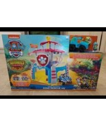 Paw Patrol Dino Rescue Headquarters HQ Playset Exclusive REX & Vehicle NEW - $59.40
