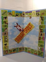 Horse-Opoly HorseOpoly Equestrian Monopoly REPLACEMENT BOARD - $8.00