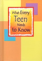What Every Teen Needs to Know Pagels, Douglas - $1.80