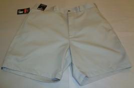 Roundtree & Yorke Size 48 ELASTIC WAIST String Cotton Flat Front New Men... - $37.25