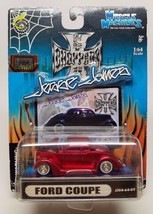 MUSCLE MACHINES Jesse James Ford Coupe #JJ04-64-09 West Coast Choppers S... - $12.75