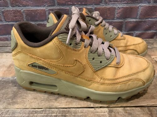 Nike Air Max 90 Prm Enfants Taille 4y Blé and 35 similar items