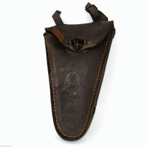 Real Leather - Vintage Bicycle Bag - Tool Pouch - Triangle Design - Retr... - $49.00