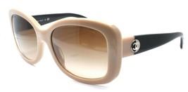 Chanel 5322 c.1520/S5 Women's Sunglasses Beige & Black / Brown Gradient ... - $145.43