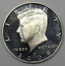 2008 S KENNEDY HALF DOLLAR 90 % SILVER PROOF COIN # DBW - $16.03