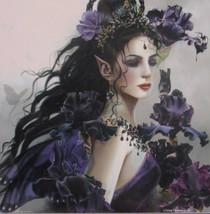 SunsOut Nene Thomas Liriel Portrait 1000 pc Jigsaw Puzzle Gothic Fantasy... - $15.83