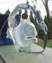 J.G. Durand French Crystal Rabbit Paperweight Garanti Cristal D'Arques F... - $11.88