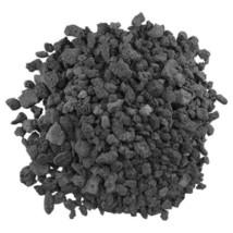 American Fireglass LAVA-S-10 Fire Glass Small Sized Black Lava Rock –... - $29.88