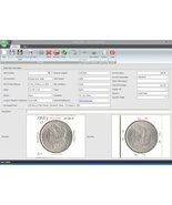 Coin and Currency Collector Pro Software [DVD-ROM] Windows - $12.97