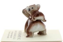 Hagen-Renaker Miniature Ceramic Figurine Koala with Baby on Back image 4