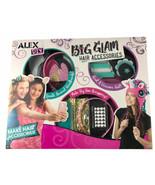 ALEX DIY Big Glam Hair Accessories Crafting Unicorn Fashionista Headbands - $22.99