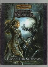 Blood & Shadow: The Dark Elves of Tellene - Dungeons & Dragons - Kalamar... - $18.02