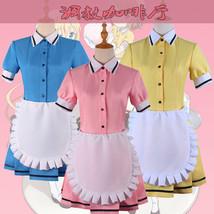 Anime Blend S Maika Sakuranomiya / Kaho Hinata Costume Maid dress Outfit Cosplay - $37.99