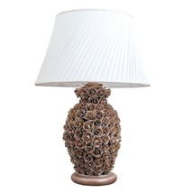 Montaltolamp BALTICA Hand Painted 1 Light Table Lamp 100% Handmade in Italy - $2,762.10