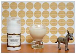 Greek Unisex Intensive Care Hand Cream With Organic Donkey Milk 75ml All Skins - $13.58