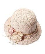 Gentle Meow Generic Summer Travel Sun Hat Mixing Straw Hat Beach Sun Hat... - $15.86