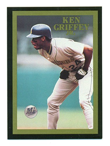 1991 MLB Ken Griffey Jr. Promo Card #91-72 Very Rare Seattle Mariners