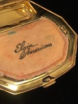 40s Elgin American quartermaster makeup compact image 5