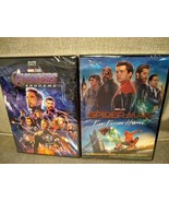 Spider-Man: Far From Home + Avengers: Endgame  - BRAND NEW & SEALED - $17.97