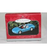 Hallmark Keepsake 1998 Corvette Convertible   NIB - $11.39