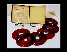 Arthur Rubinstein Pianist AB 316 Vintage image 3