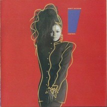 JANET JACKSON - CONTROL U.S. LP RECORD 1986 9 TRACKS NASTY WHEN I THINK ... - £7.98 GBP