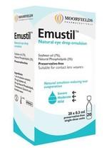 Emustil Gel Natural Eye Drop Emulsion 20 x 0.3ml by Emustil - $59.05
