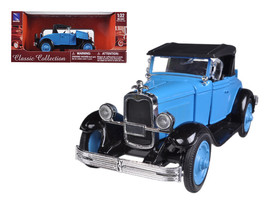 1928 Chevrolet Roadster Blue 1/32 Diecast Model Car by New Ray - $29.24