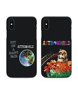 Astroworld Travis Scott Phone Case For Iphone X 6 7 8 Plus 5 5s 6s Se So... - $6.55