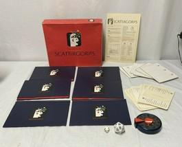 Vintage Scattergories Game - $15.43
