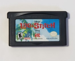 Lilo & Stitch - Nintendo GameBoy Advance GBA Video Game Cartridge Disney - $9.41