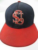 STL Little League? Fitted XS/S Adult Baseball Ball Cap Hat - $12.86