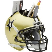 Vanderbilt Commodores NCAA Football Schutt Mini Helmet Desk Caddy - $21.95