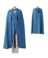 Game of Thrones 4 Daenerys Targaryen Blue Dress Cosplay Costume - $84.70