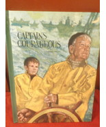 Captains Courageous Oversize Pictorial Hardback Classics Publishing Corp... - $12.99