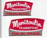 Vintage trucking   van lines ontario manitoulin express gore bay  on 19.99 thumb155 crop