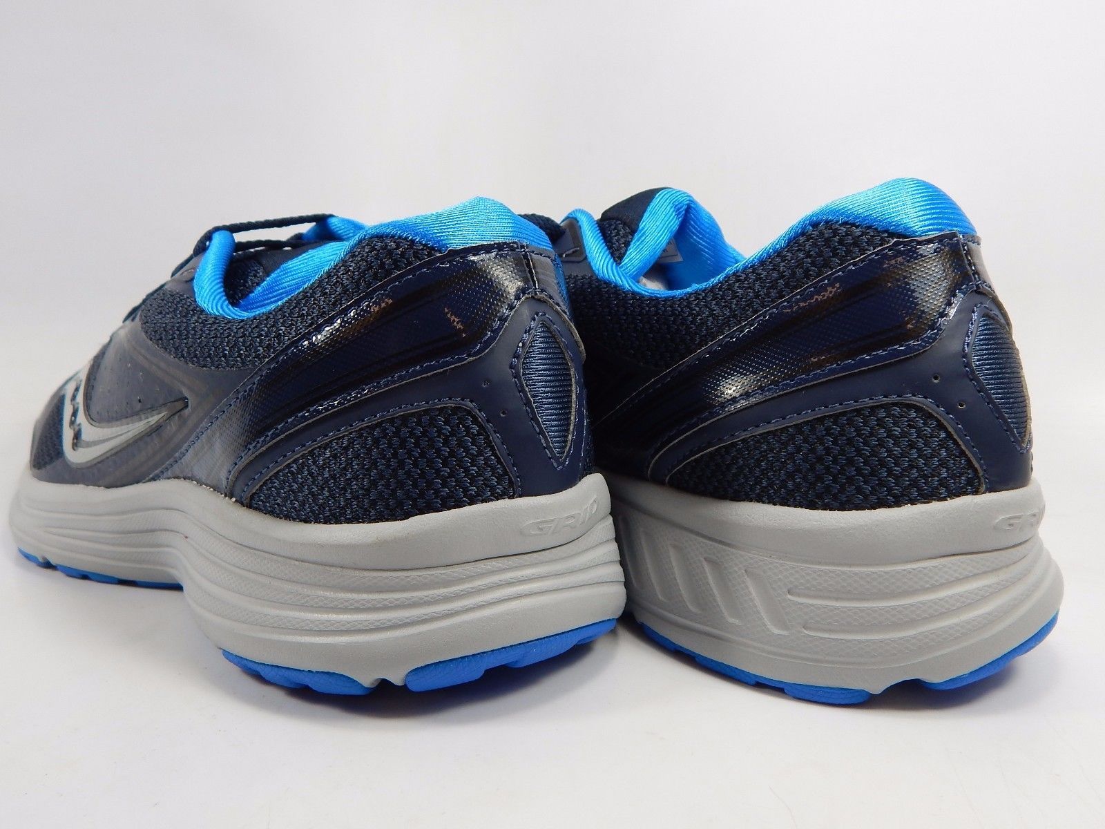 Saucony Grid Seeker Men's Running Shoes Size US 9 M (D) EU 42.5 Blue S25302-4