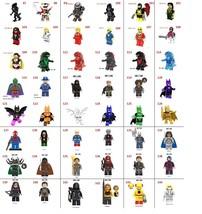 Hot toy Lego minifigure kid Thanos + super hero mavel infinity war cheap... - $2.89