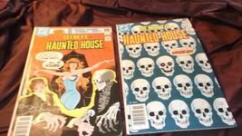 Secrets of Haunted House Issues 30 & 42 * DC Comics * VG & FN * 1980-1981  - $4.00